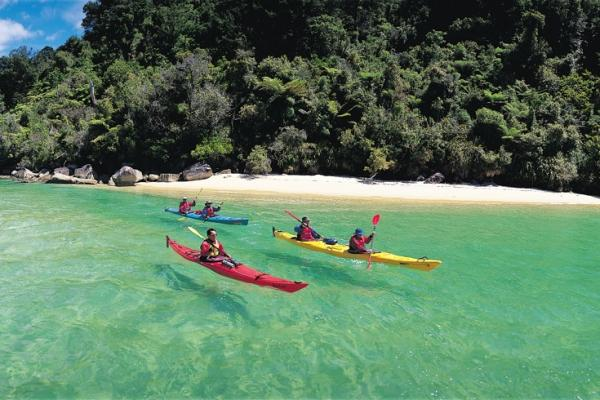 Wilsons Abel Tasman Sea Kayaking