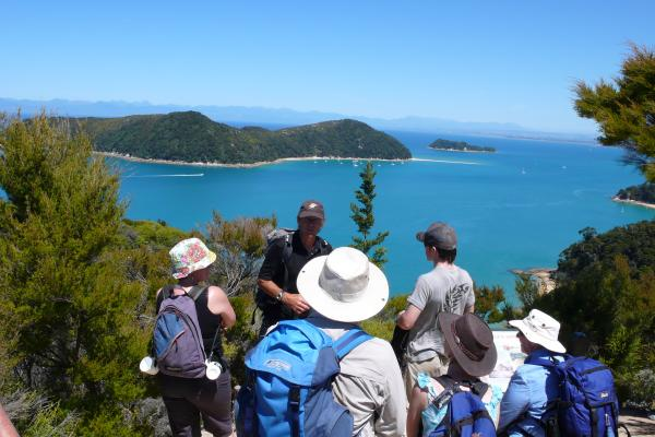 Wilsons Abel Tasman Personalised Tours and Guides