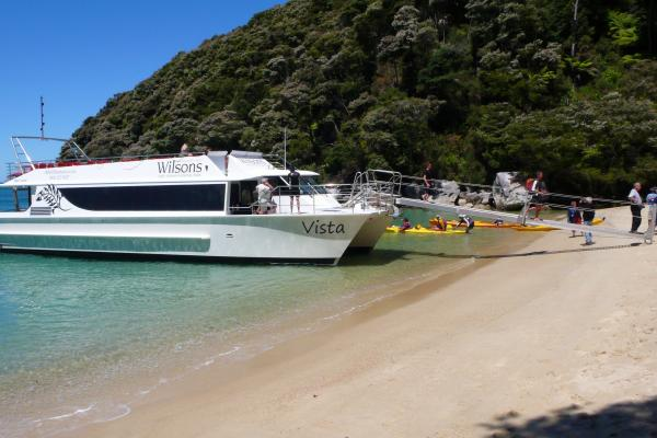Wilsons Abel Tasman Water Transport