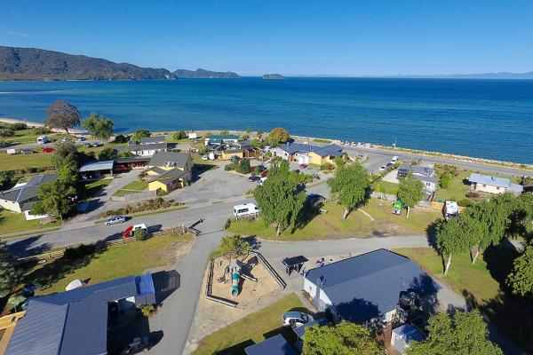 Abel Tasman Marahau Beach Camp