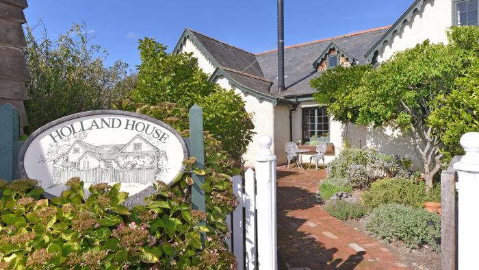 94 Holland House: Bed & Breakfast