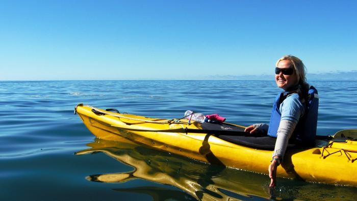 A Lucy The Sea Kayak Company