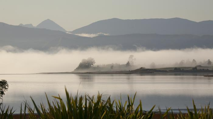 J Morning mist WL copy Matahua Cottages