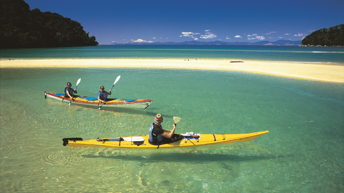 The abel tasman national park located in the top of the south island - Abel Tasman Np New Zealand Check Out Abel Tasman Np New