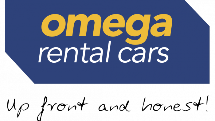 OMEGA logo CMYK tagline2 Omega Car Rental New Zealand