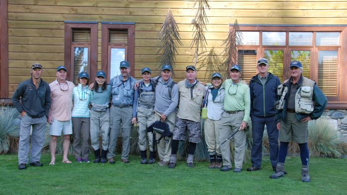 Orvis Group Stonefly Lodge