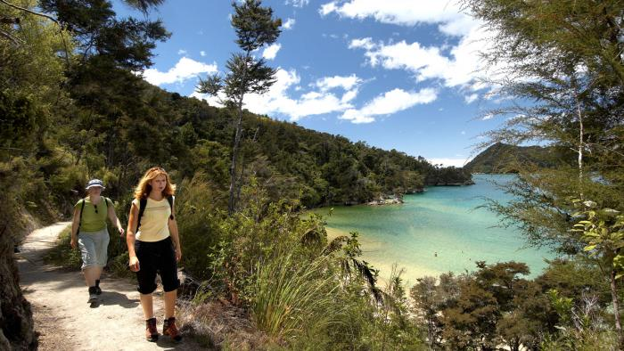 hero full day kayak and walk2 Abel Tasman Kayaks