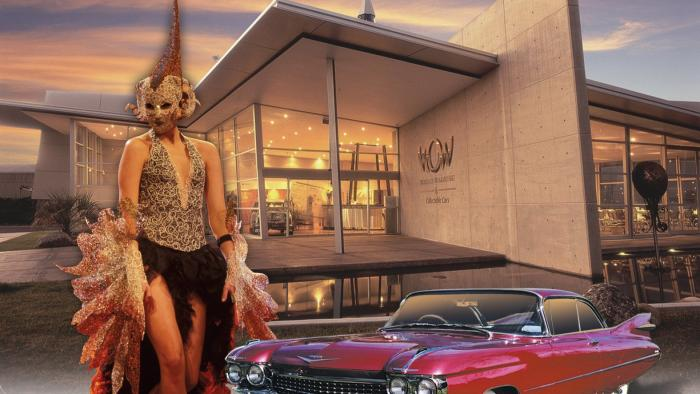 image for website cycle trails World of WearableArt & Classic Cars Museum