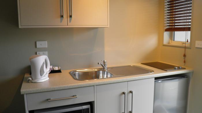 kitchen Mohua Motels