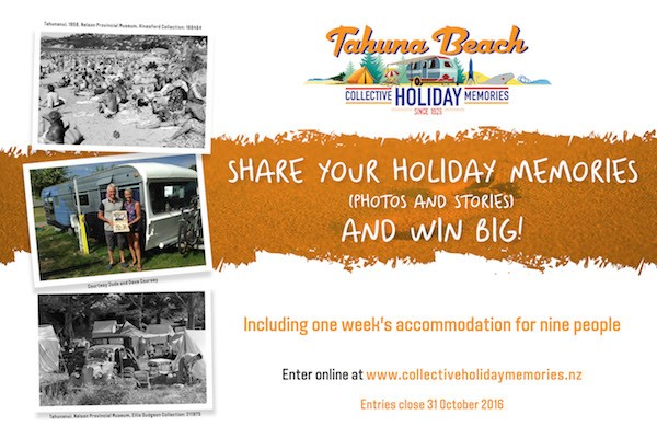 Tahuna Beach Collective Holiday Memories
