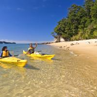 Stay and Explore the Abel Tasman National Park