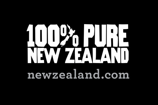 Tourism NZ website