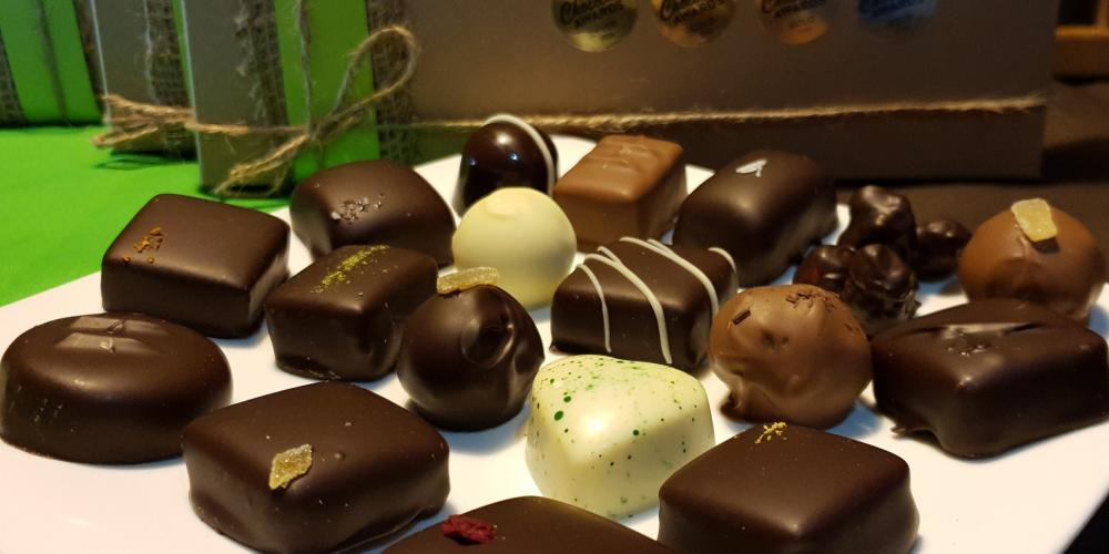 18squareday Choco Loco - award winning chocolates hand made in Takaka