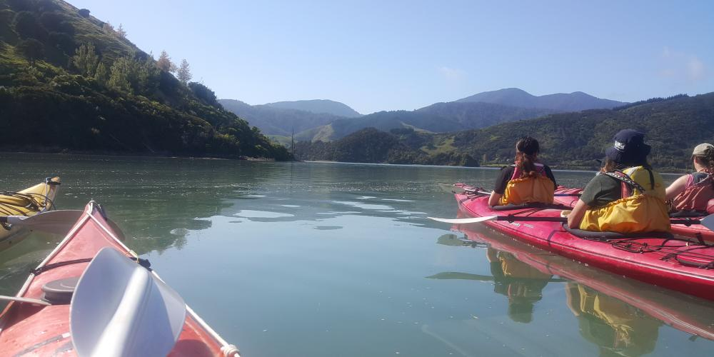 20181021 100249 Cable Bay Kayaks - Experience untapped New Zealand