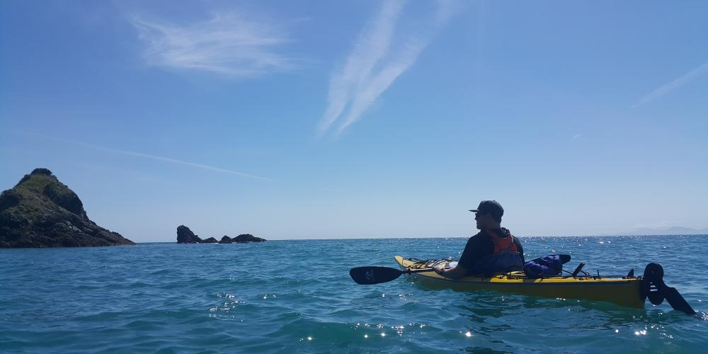 20181021 114518 Cable Bay Kayaks - Experience untapped New Zealand
