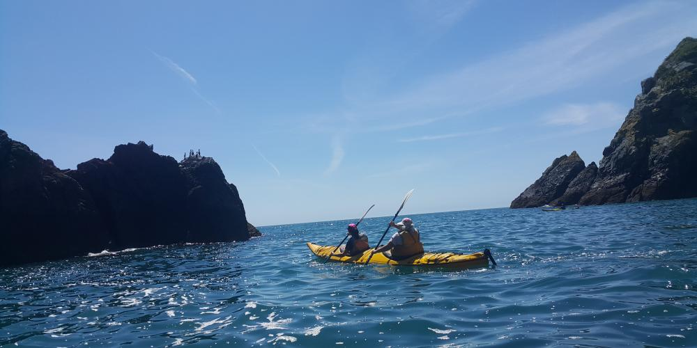 20181021 130219 Cable Bay Kayaks - Experience untapped New Zealand
