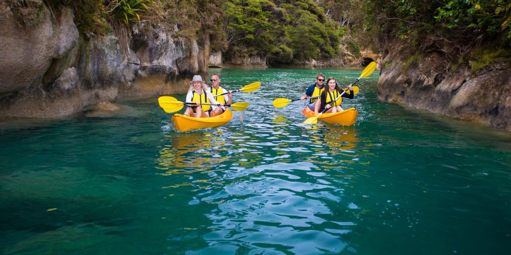 ATC 19 Day tours with Abel Tasman Charters
