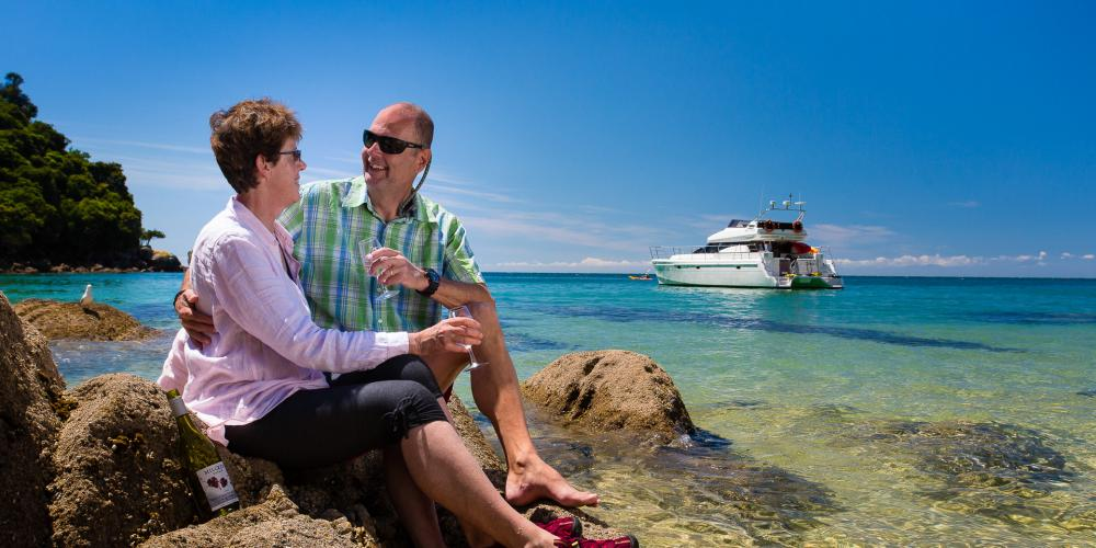 Abel Tasman Charters 14 Day tours with Abel Tasman Charters