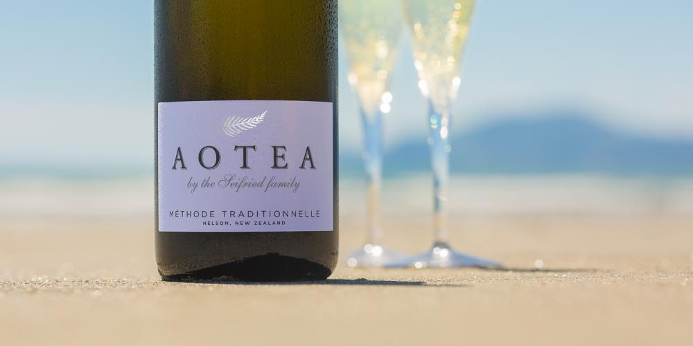 Aotea by the glass Seifried Estate