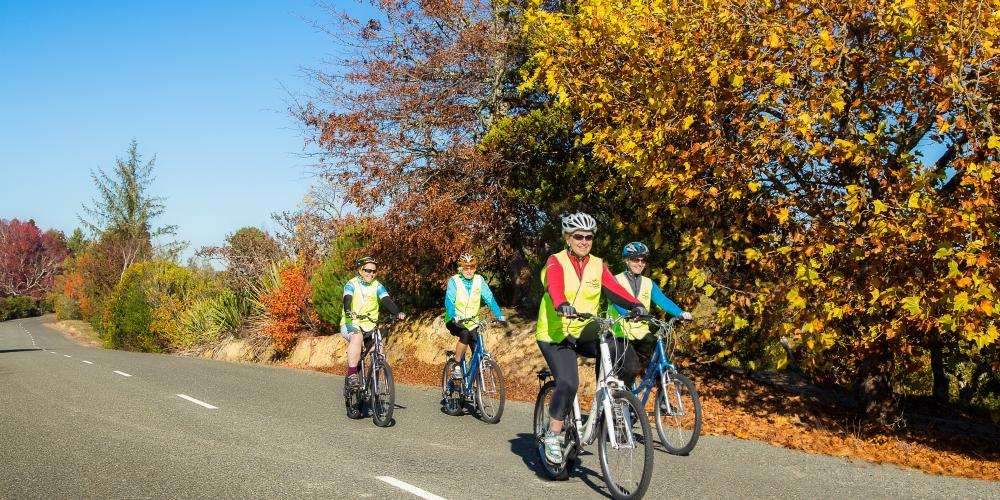 BR 2 Autumn colours2 Wheelie Fantastic Cycle Tours