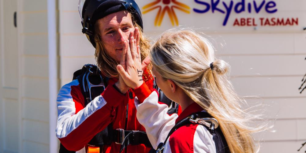Copy of untitled 145  Skydive Abel Tasman