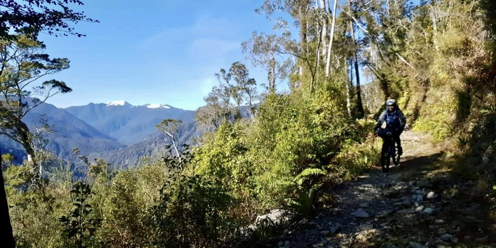 Heaphy track 1 giselle purcelle Heaphy Track