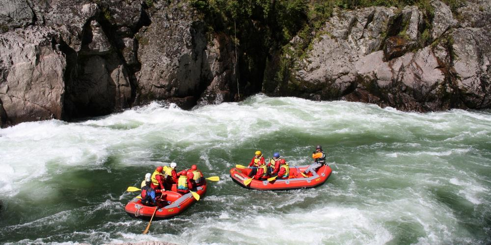 Rafting Buller River Murchison web Ultimate Descents New Zealand