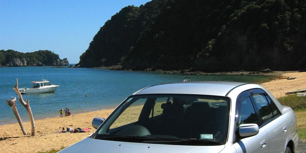 Rental car Golden Bay Rental Cars
