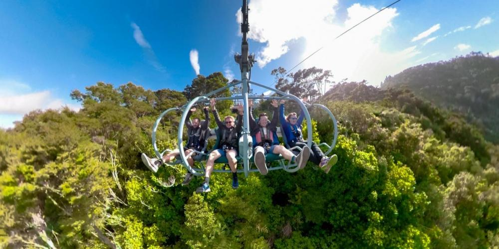 Skywire7 Cable Bay Adventure Park