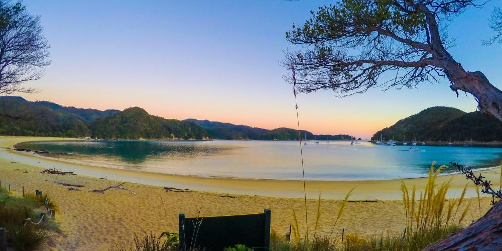 Sunrise Anchorage 1 of 1 Abel Tasman Kayaks - Kayak Rental