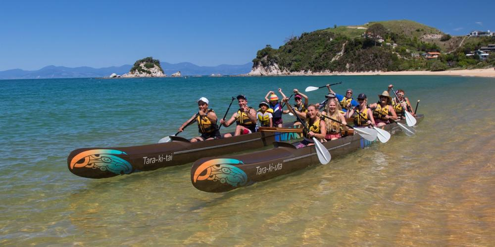 TRAFFORD 3731 Group Journeys with Waka Abel Tasman