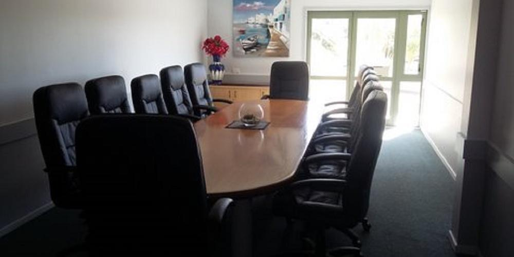 Tahuna Function Centre Image Boardroom upsized for web Tahuna Function Centre & Holiday Park