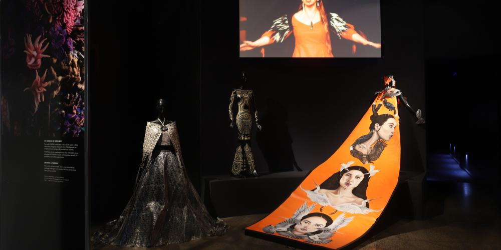 WOW Museum Aotearoa section gaments2 World of WearableArt & Classic Cars Museum