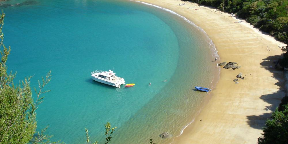 activities abel tasman charters2 The Resurgence Luxury Eco Lodge