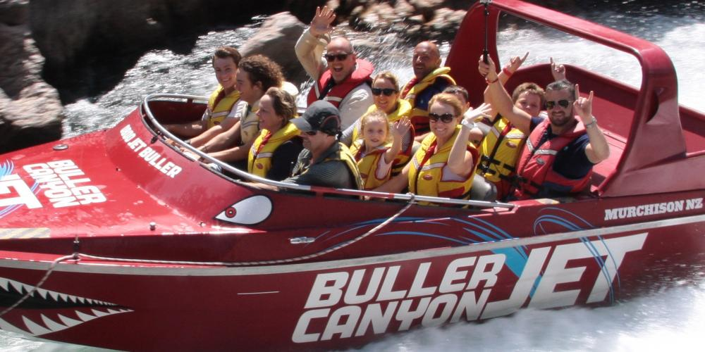 best little girl Buller Canyon Jet
