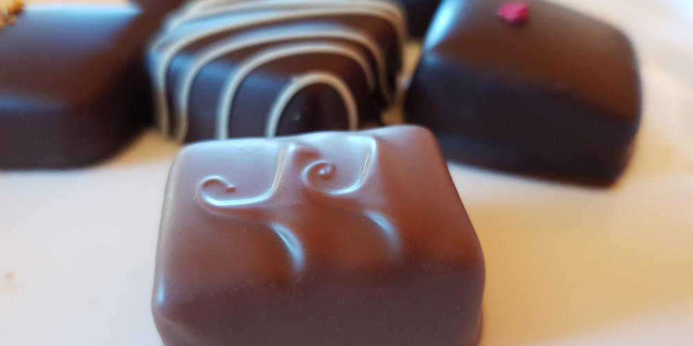friskywhole Choco Loco - award winning chocolates hand made in Takaka