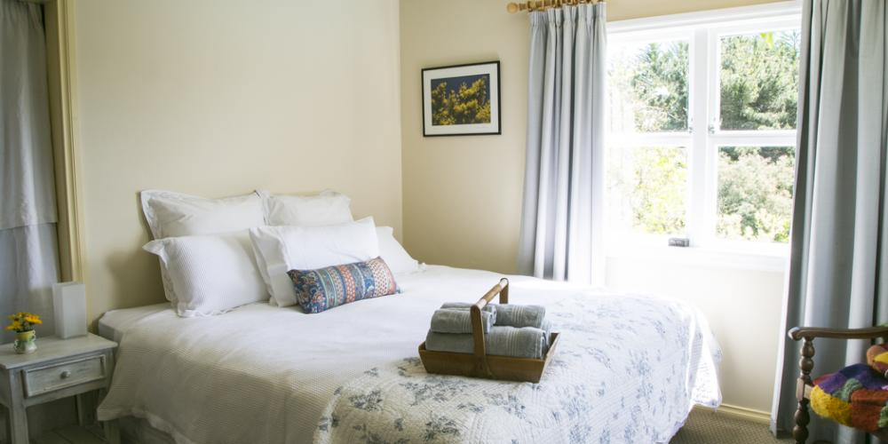 holiday stay mapua 161015 103 4202 Plum Tree House Bed and Breakfast, and Quince Cottage self-catering house.