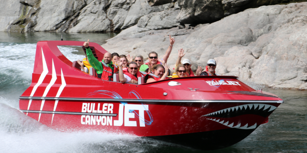 sweet 2 Buller Canyon Jet