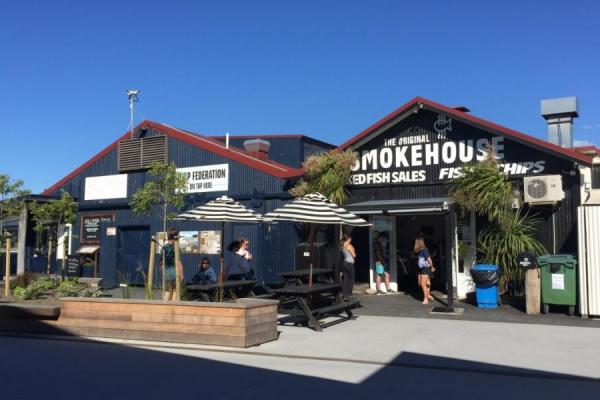 The Smokehouse: local support crucial
