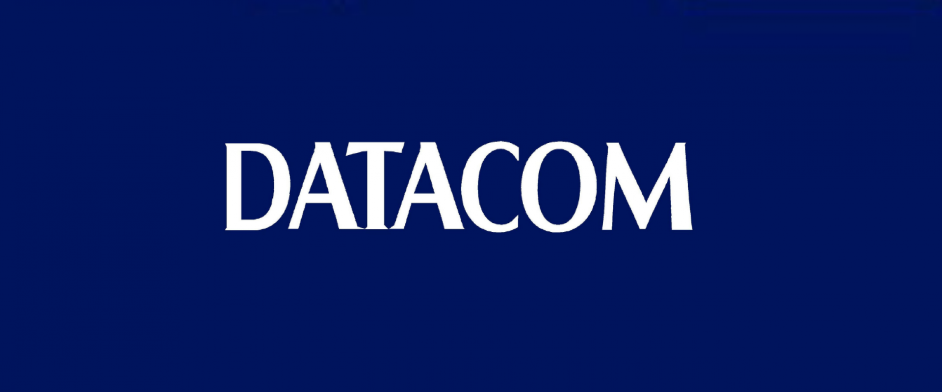 Software Developer Intern - Datacom