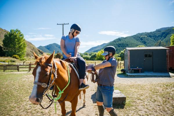 Horse Trekking and Skywire Combo