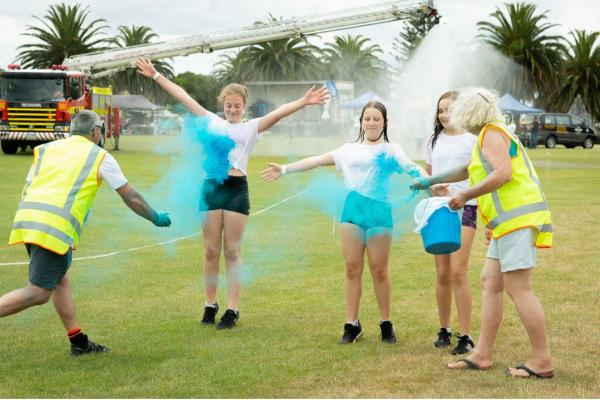 Colour Craze Fun Run - 24th November