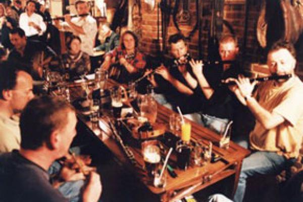 Ceol Aneas Traditional Irish Music Festival - 29th May - 1st June
