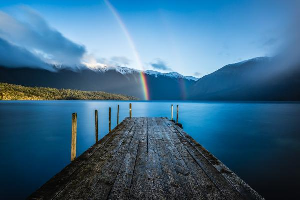 St Arnaud & Nelson Lakes National Park