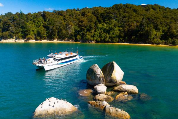 Visit The Abel Tasman Region