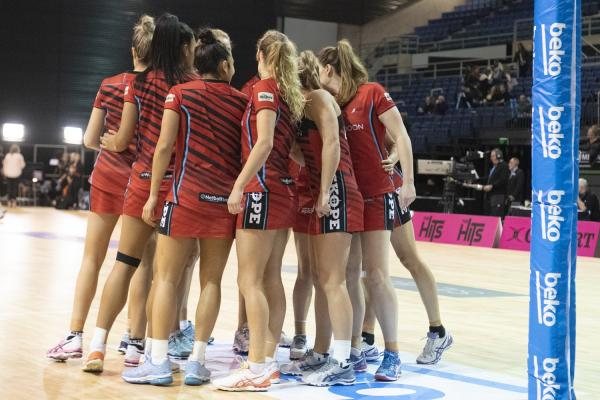 Netball Tactix v Southern Steel - 28th March