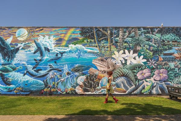 A locals guide: Street art in Nelson Tasman