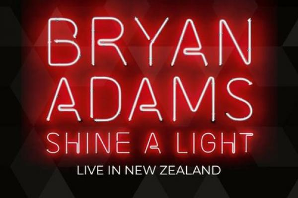 Bryan Adams - Saturday March 16th