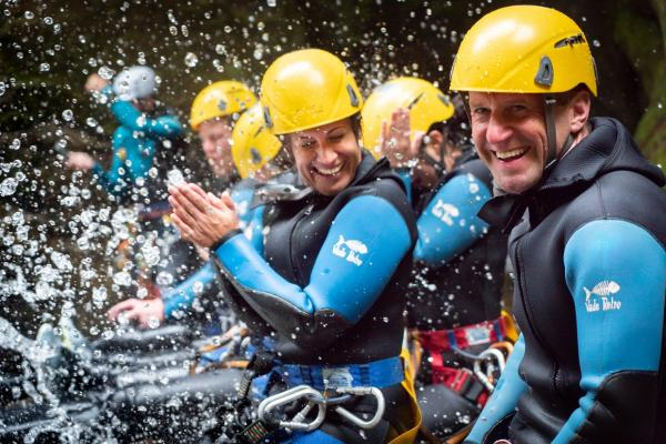 Free Merchandise with Canyoning Trips