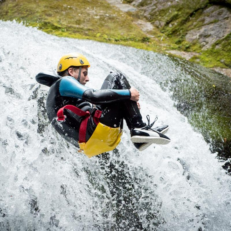 Bring 3 Friends, Go Canyoning For Free!